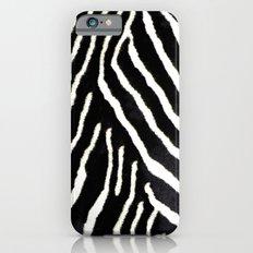 Zèbre iPhone 6s Slim Case