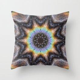 Tandava Throw Pillow
