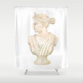 Goddess Diana Shower Curtain
