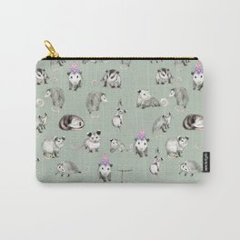 I love opossum Carry-All Pouch