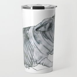 it's guinea be an awesome day today! Travel Mug