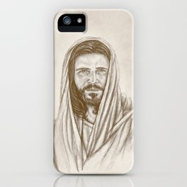 The Savior iPhone Case