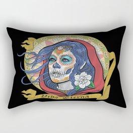 Catrina (Day of the Dead) Rectangular Pillow