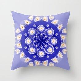 Fractal Series: 4j Throw Pillow