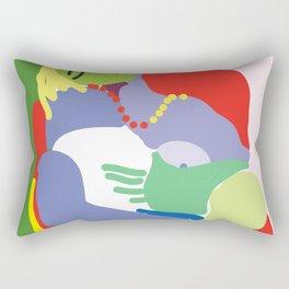 Picasso The Dream Rectangular Pillow