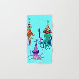 Party Squids Hand & Bath Towel
