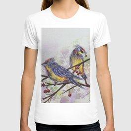 Love Birds 2 | oiseaux amoureux 2 T-shirt