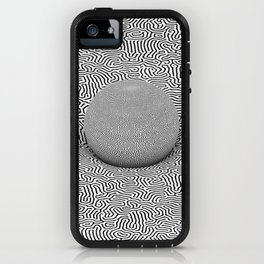 Sphere Bounce iPhone Case