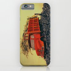 sugar cane and truck on fire iPhone 6s Slim Case