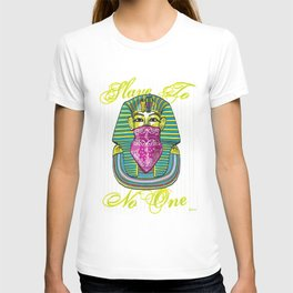 Slave To No One T-shirt