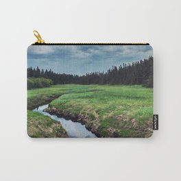 Threatening Stream Carry-All Pouch