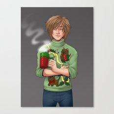 Tacky Christmas Sweater Canvas Print