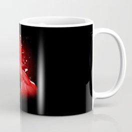 Attack Silhouette Coffee Mug