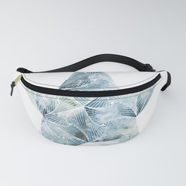 Frosted Star Fanny Pack