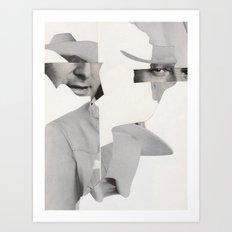 leo & pipo Art Print