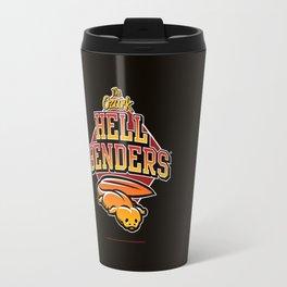The Ozark Hellbenders Travel Mug