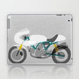 Vintage Motorcycle Laptop & iPad Skin