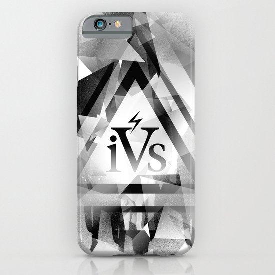 iPhone 4S Print - White iPhone & iPod Case