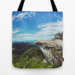 McAfee Knob • Appalachian Trail Tote Bag