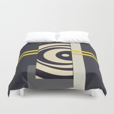 Abstract #189 Duvet Cover