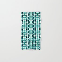 Tie-Dye Teals Hand & Bath Towel