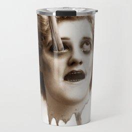 Arabella - Sepia Travel Mug