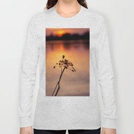 nocturna quidem carpentes solis occasum Long Sleeve T-shirt