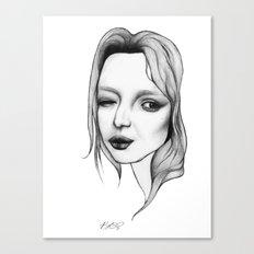 FlawIlliest.  Canvas Print