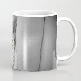 Small brother is watching you (b&w) Coffee Mug