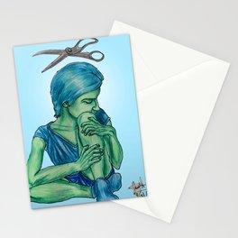Depression Stationery Cards