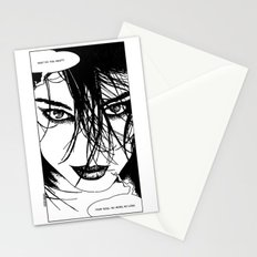 asc 352 - La négotiation (The bargain) Stationery Cards