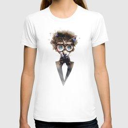 Steampunk Cat T-shirt