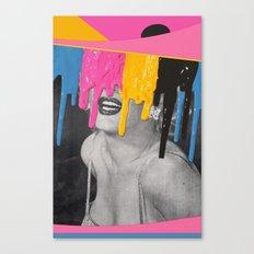 Celebrity Syrup Canvas Print