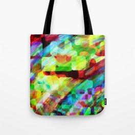 Random Abstract Tote Bag