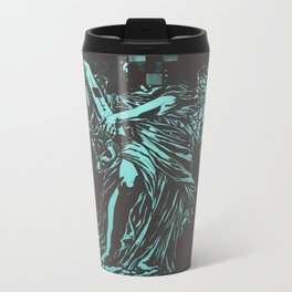 Censored Saints #3 Metal Travel Mug