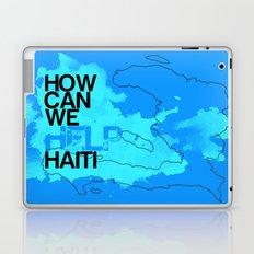 Hope for Haiti. Laptop & iPad Skin