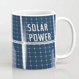 Solar Cell Panel Coffee Mug
