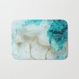 "Tides of Change   ""Sand Bar"" (4) Bath Mat"
