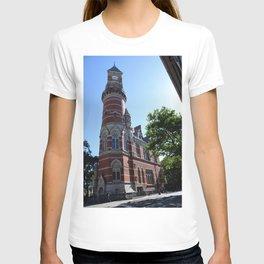 Jefferson Market Library T-shirt