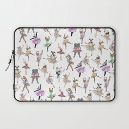 Animal Square Dance Laptop Sleeve