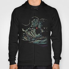 Kissing The Wave Hoody