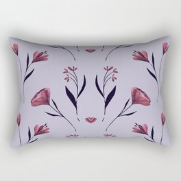 Spring and flowers Rectangular Pillow