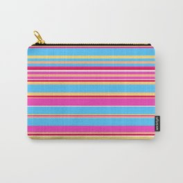 Stripes-015 Carry-All Pouch