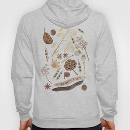 Seed Pods Hoody