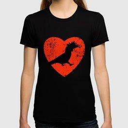 Love My Cacadoos Design T-shirt