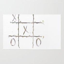 X's & O's Rug