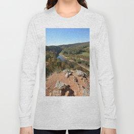 Sparrowhawk Mountain Series, No. 9 Long Sleeve T-shirt
