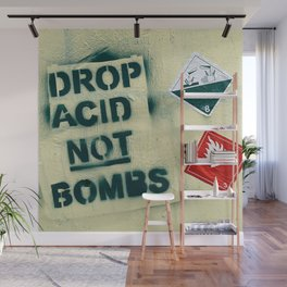 Alternative Pacifism Wall Mural