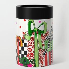 Presents! Can Cooler
