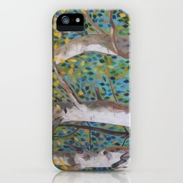 Deepening of the Spirit iPhone Case